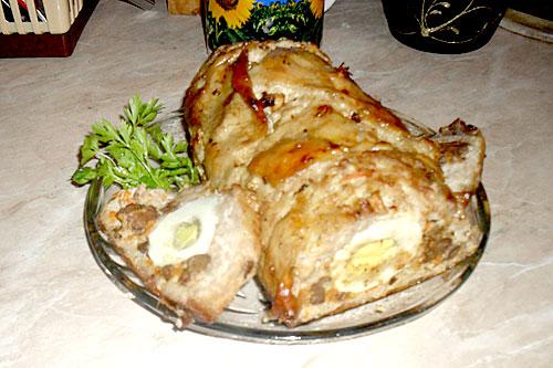 Морозовские рецепты, Мясной король, про Морозовск