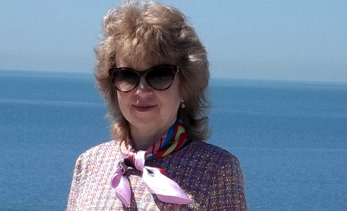 Психолог Ольга Бурая, Морозовск