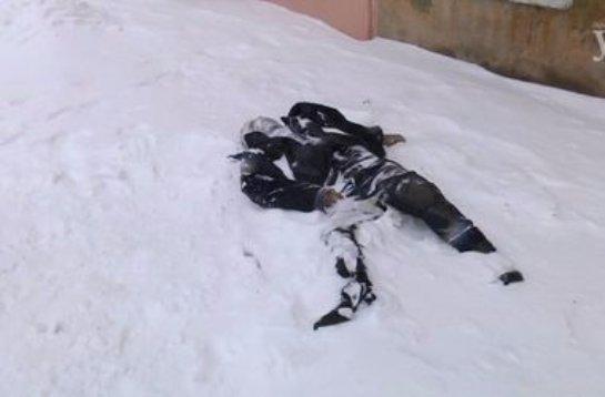Убийство в Морозовске