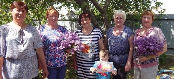 День семьи, Парамонов, Морозовский район